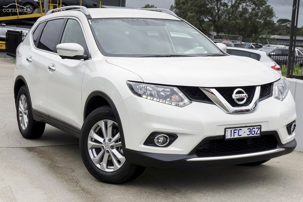 2015 nissan x trail st l t32 auto 2wd whyalla nissan. Black Bedroom Furniture Sets. Home Design Ideas